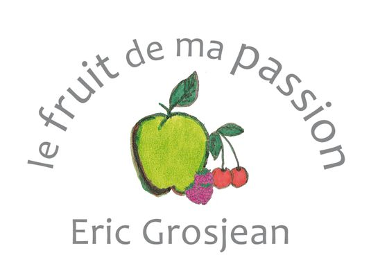 Logo - Le Fruit de Ma Passion